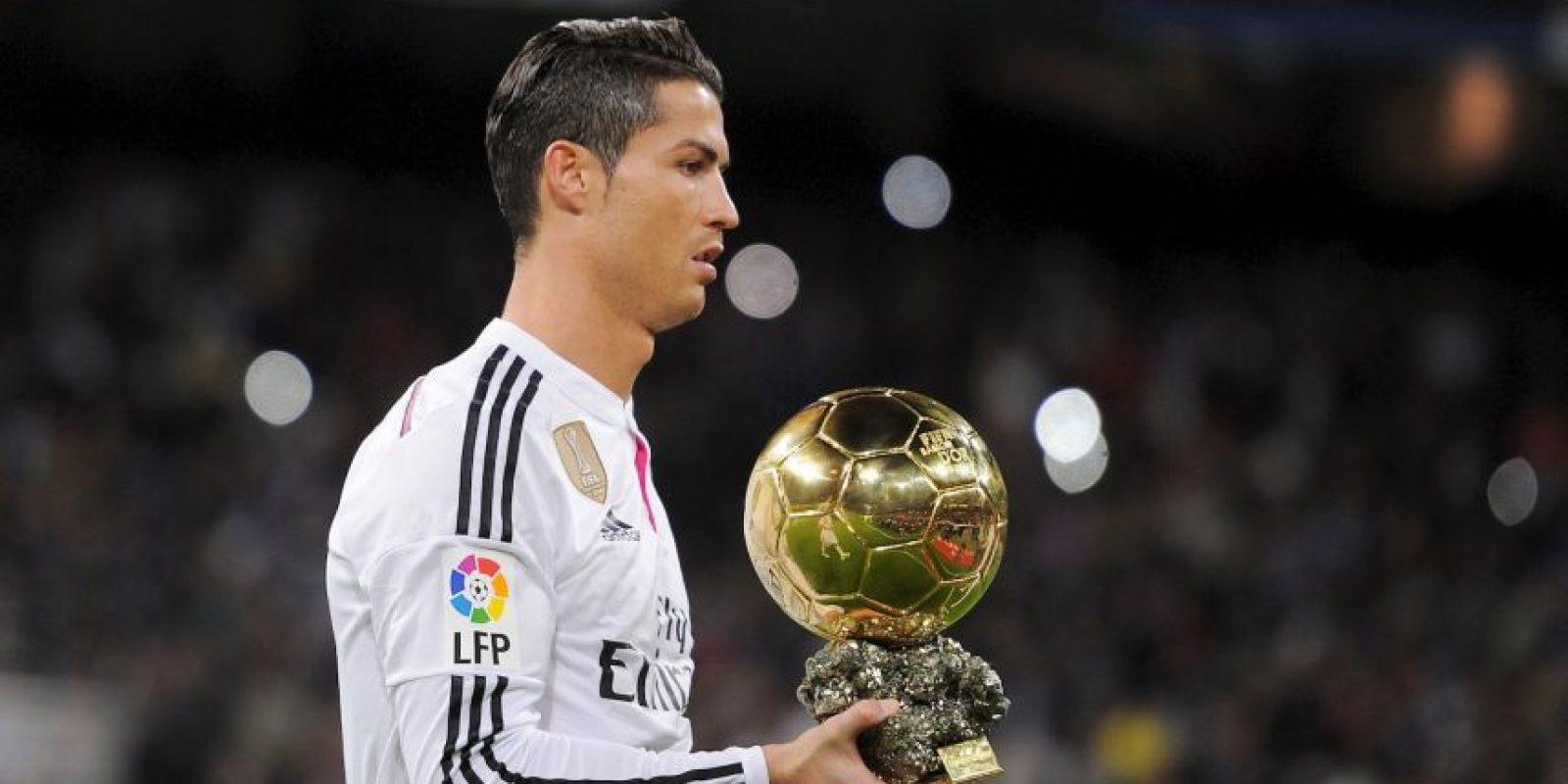 CR7 es considerado el mejor jugador del planeta, según la FIFA Foto:Getty