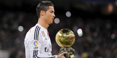 INFOGRAFÍA: Cristiano Ronaldo, el mejor futbolista de la actualidad