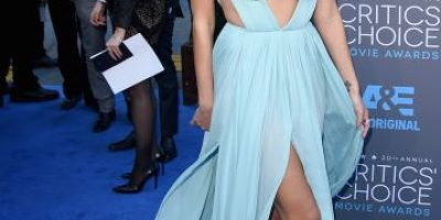 FOTOS: Así lucieron las estrellas en los Critics Choice Awards