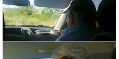 """""""Sube, yo te llevo"""": Noble gesto de Pepe Mujica conquista las redes sociales"""