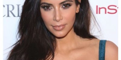 FOTOS: Artista retrató a Kim Kardashian con emojis