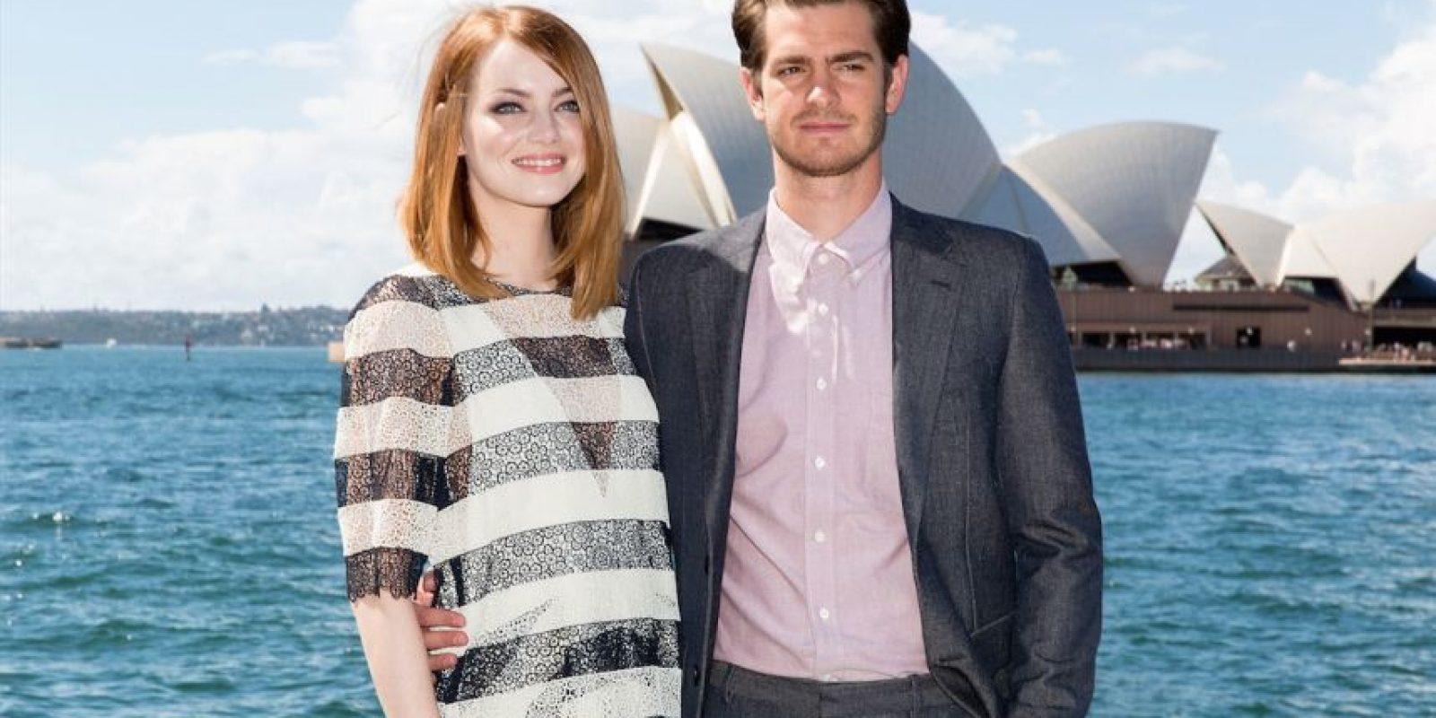 Diversos medios estadounidenses han reportado que su boda con Andrew Garfield (su novio desde 2011) podría celebrarse en verano de este año. Foto:Getty Images