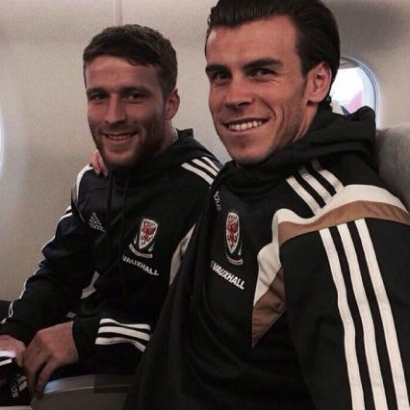 Más de la Selección de Galés Foto:instagram.com/garethbale11