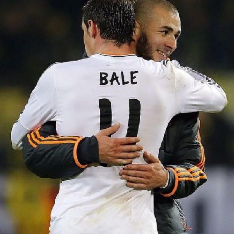 Bale y Benzema Foto:instagram.com/garethbale11