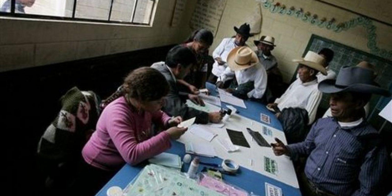 Más de ocho millones están aptos para votar. Foto:Publinews