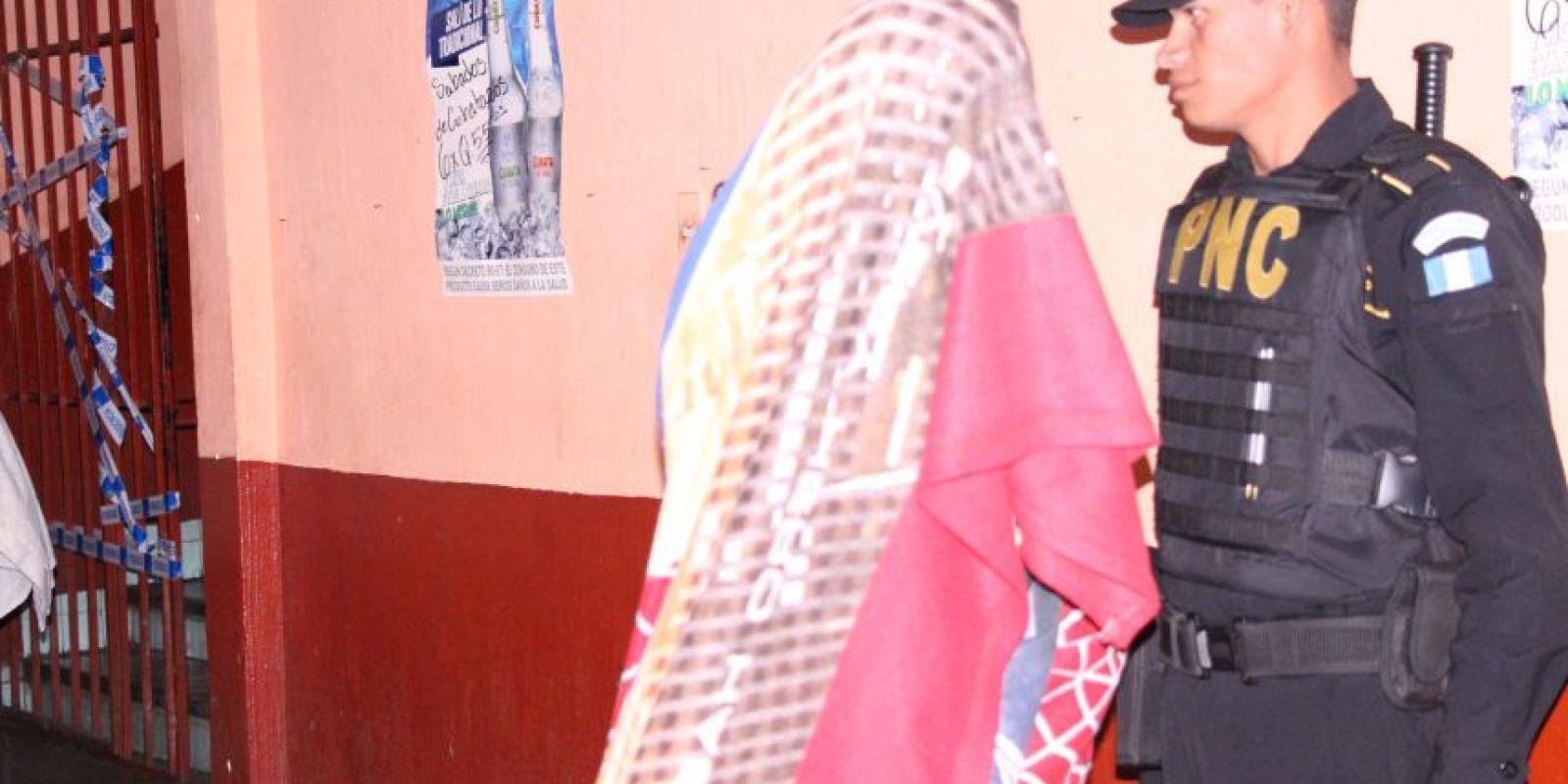 Las mujeres obligadas a prostituirse. Foto:PNC