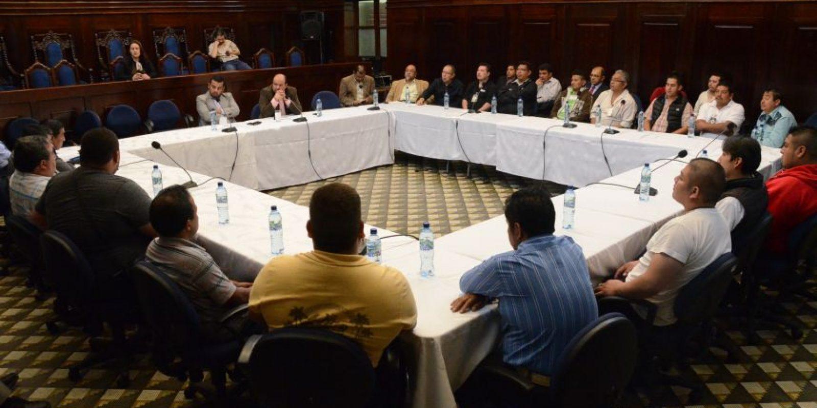 El conflicto ha llegado al Congreso. Foto:José Castro / Congreso