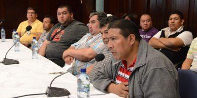 La libra de carne sigue en aumento dicen los carniceros. Foto:José Castro / Congreso