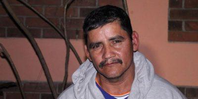 Manuel de Jesús González Vásquez, de 52 años. Foto:PNC