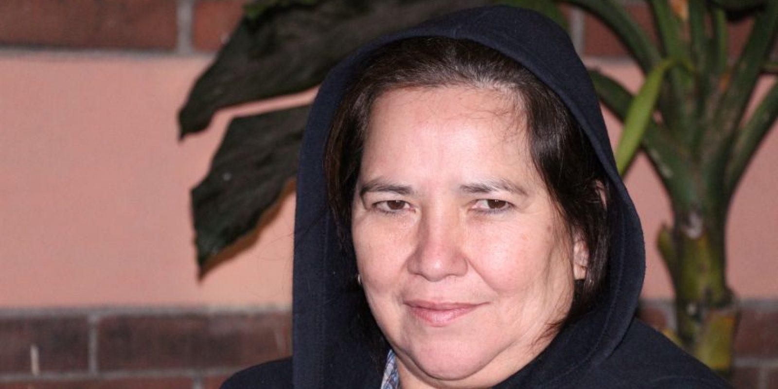 María Candelaria González Velásquez, de 54 años. Foto:PNC
