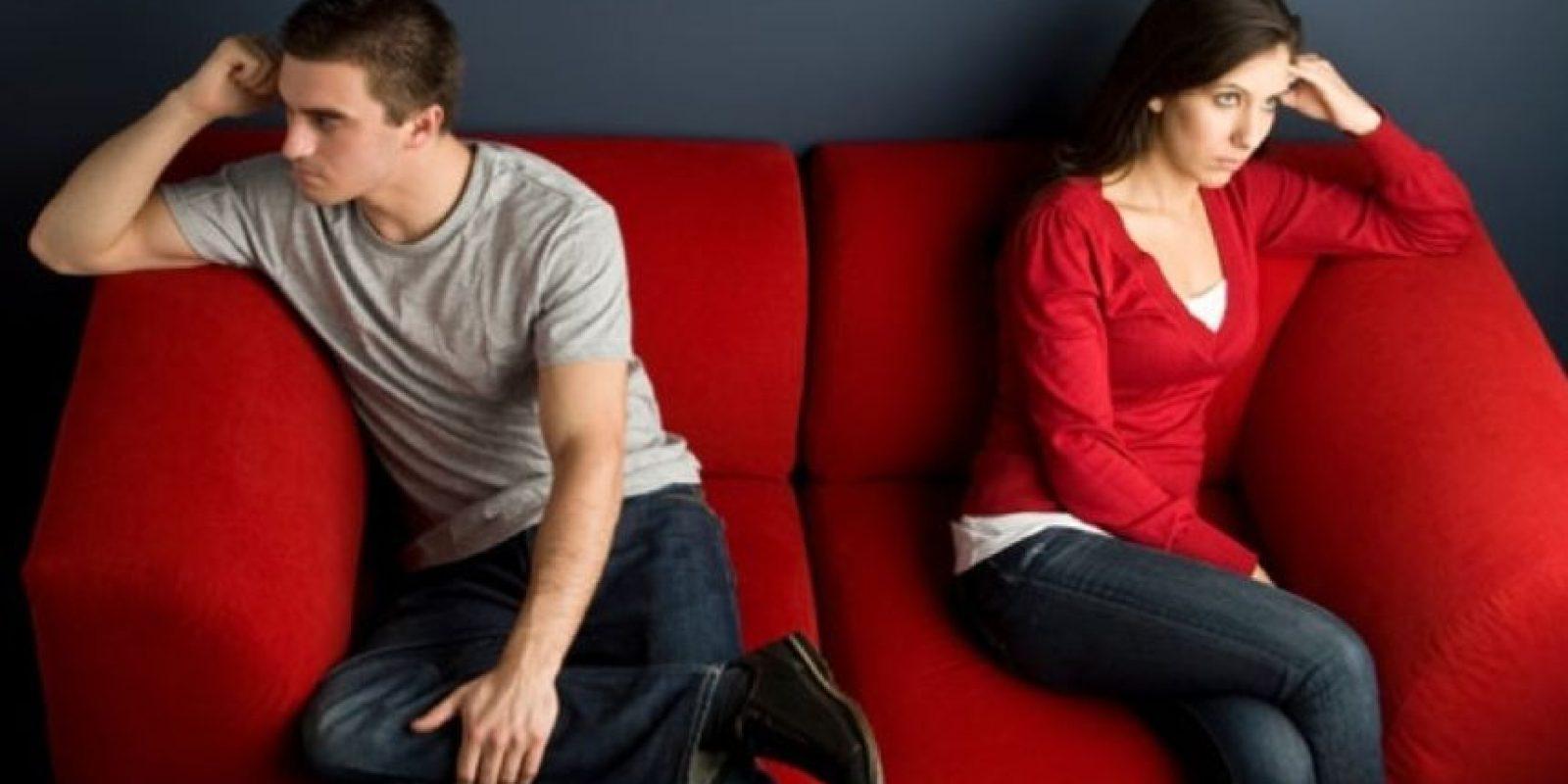 3. No escuchar cuando la pareja está hablando. Incluso, interrumpir todo el tiempo como si lo que dijera no fuera importante. Foto:Pixabay