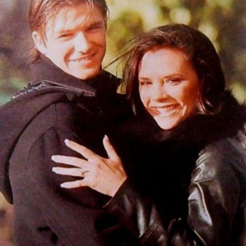 Luego fue famosa con las Spice Girls y con David Beckham Foto:Fanpop
