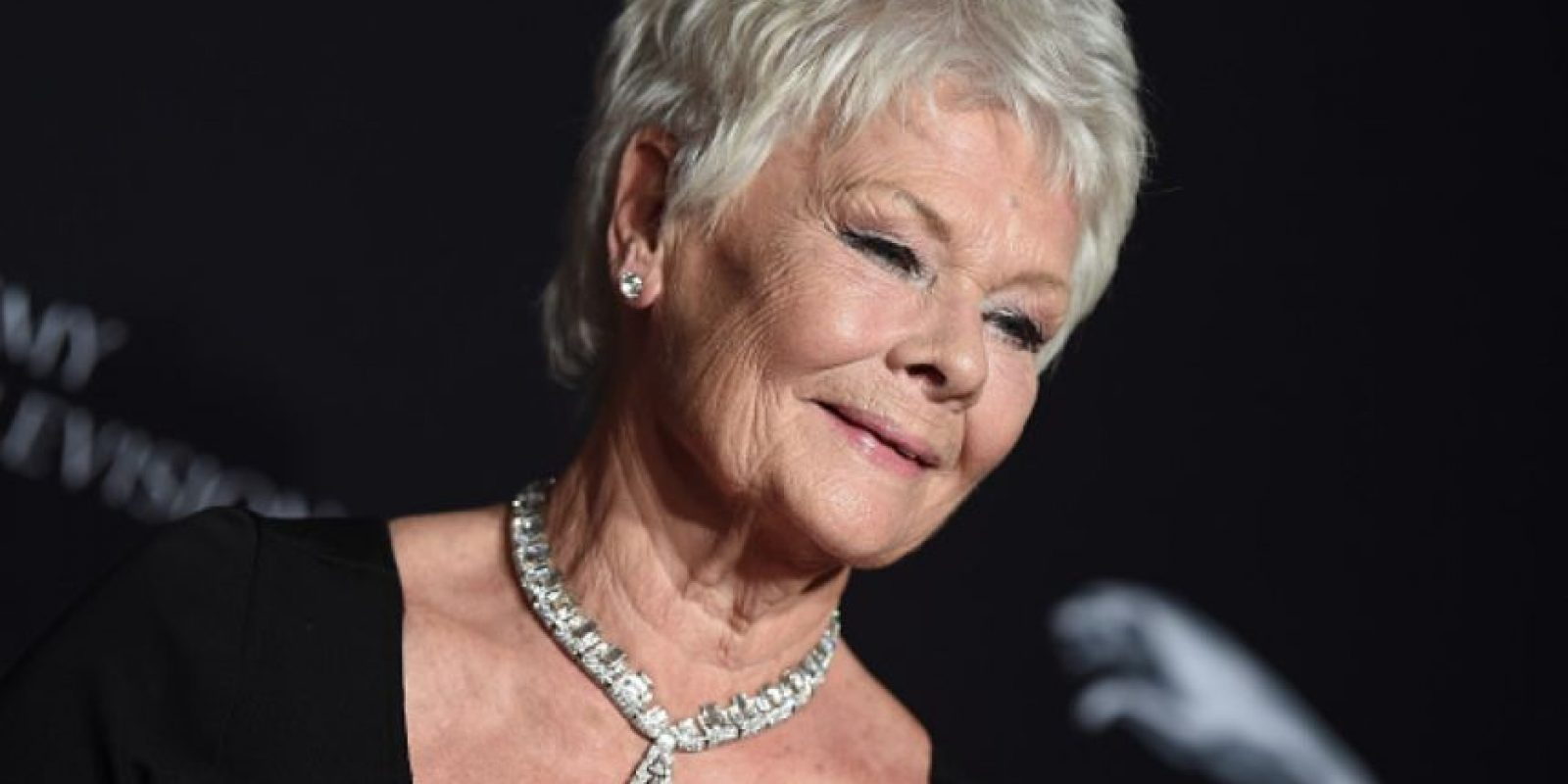 Es Judi Dench Foto: Getty Images