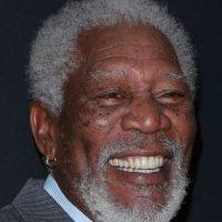 Es Morgan Freeman. Foto:Getty Images