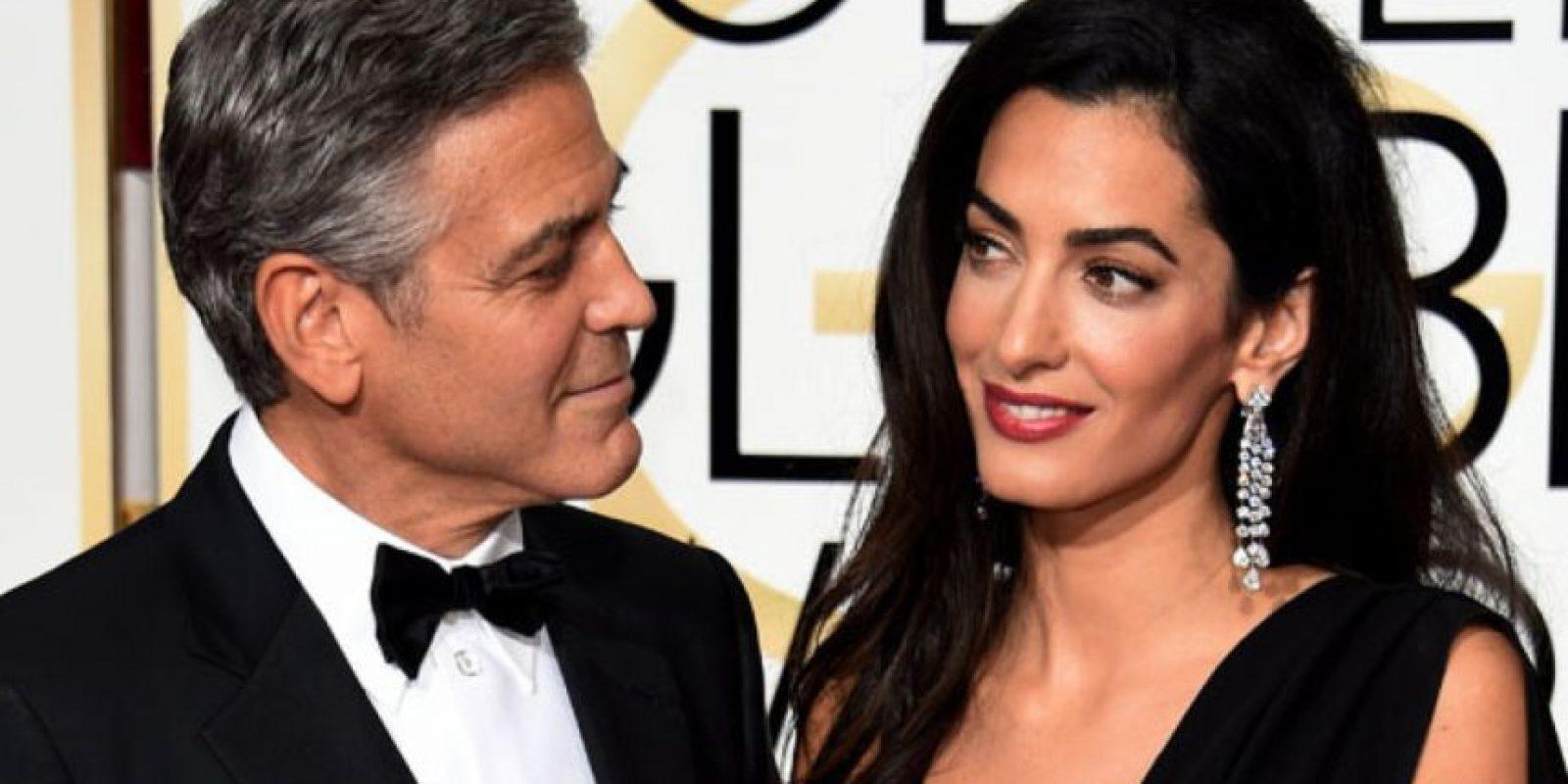 El más obvio: George Clooney. Foto:Getty Images