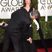 George Clooney expresó su admiración y amor por ella debido a su gran capacidad intelectual. Foto:Getty Images
