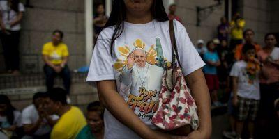 """Sobre Pablo VI, que visitó Filipinas en 1970, dos años después de publicar la importante encíclica 'Humanae Vitae', Francisco ha recordado que aquel pontífice afrontó los problemas del crecimiento de la población, pero estuvo valiente para """"defender la apertura a la vida"""". Foto:Getty Images"""