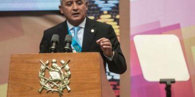 Otto Pérez presentó su tercer informe en Huehuetenango