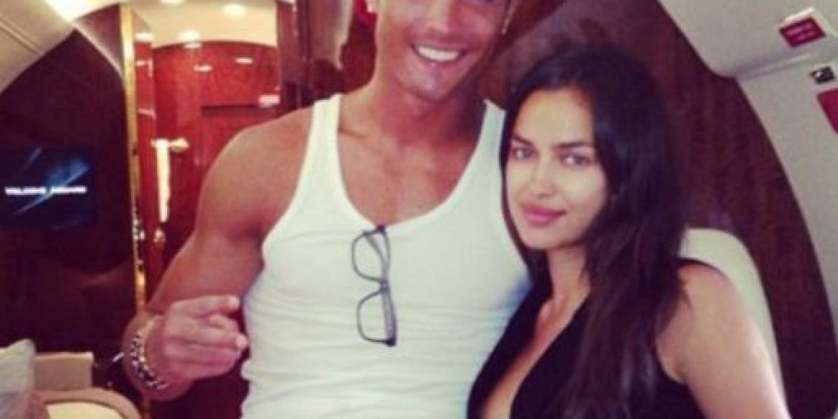 Irina Shayk confirmó su separación de Cristiano Ronaldo