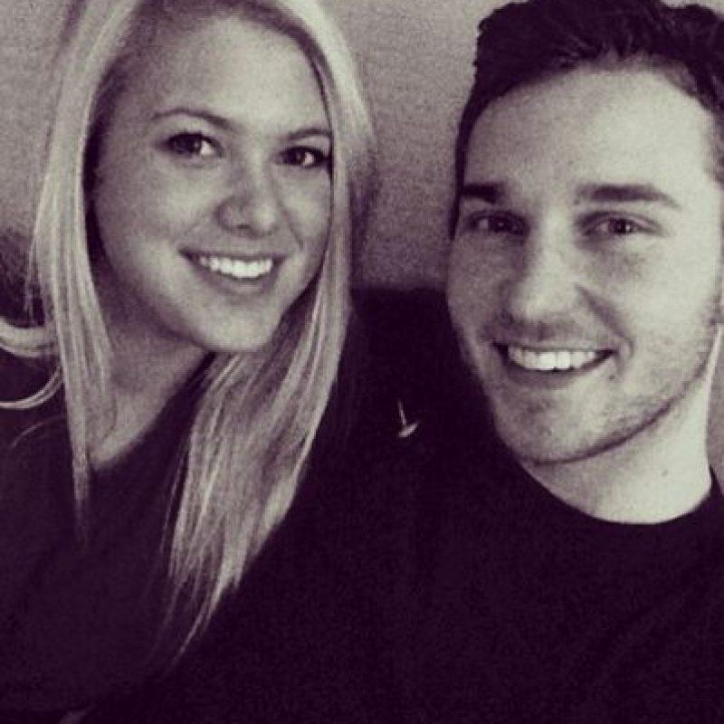 Nik Stauskas y Taylor Anderson Foto:Instagram @tayanderson1