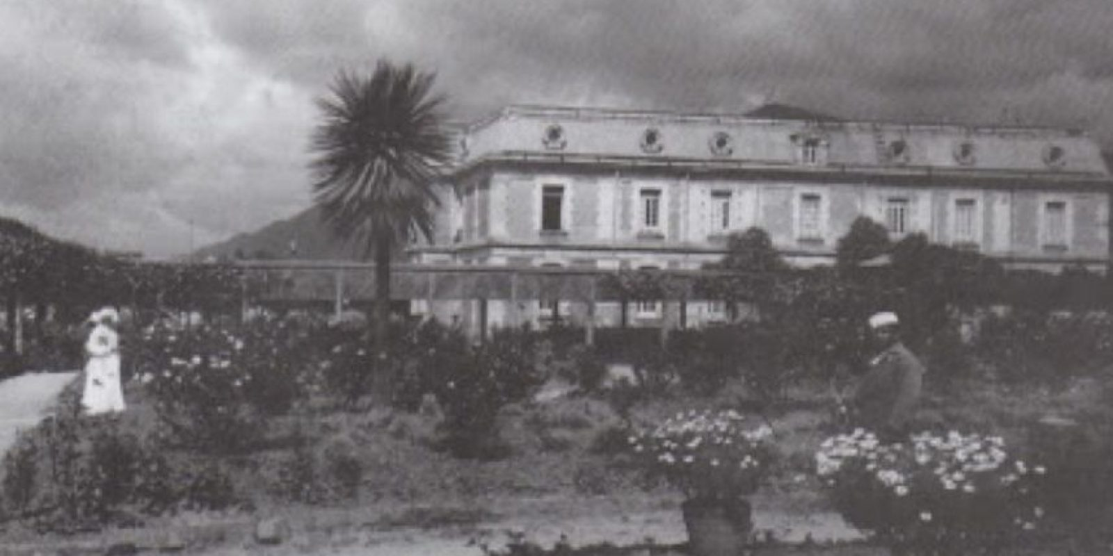 Hospital San Juan de Dios (Colombia) Foto:Colprensa