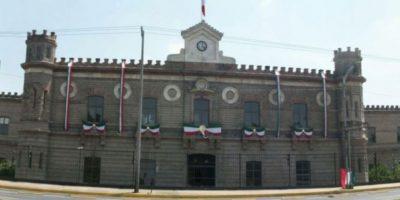 Palacio Lecumberri (México) Foto:Wikimedia