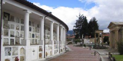 Cementerio Central (Bogotá) Foto:Wikimedia