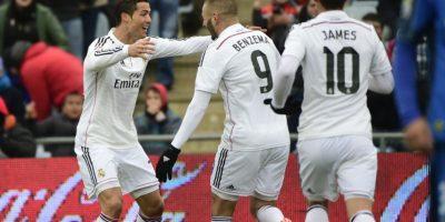 Real Madrid es campeón de invierno