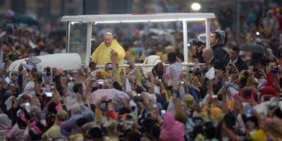 GALERÍA: Una misa con 6 millones de personas