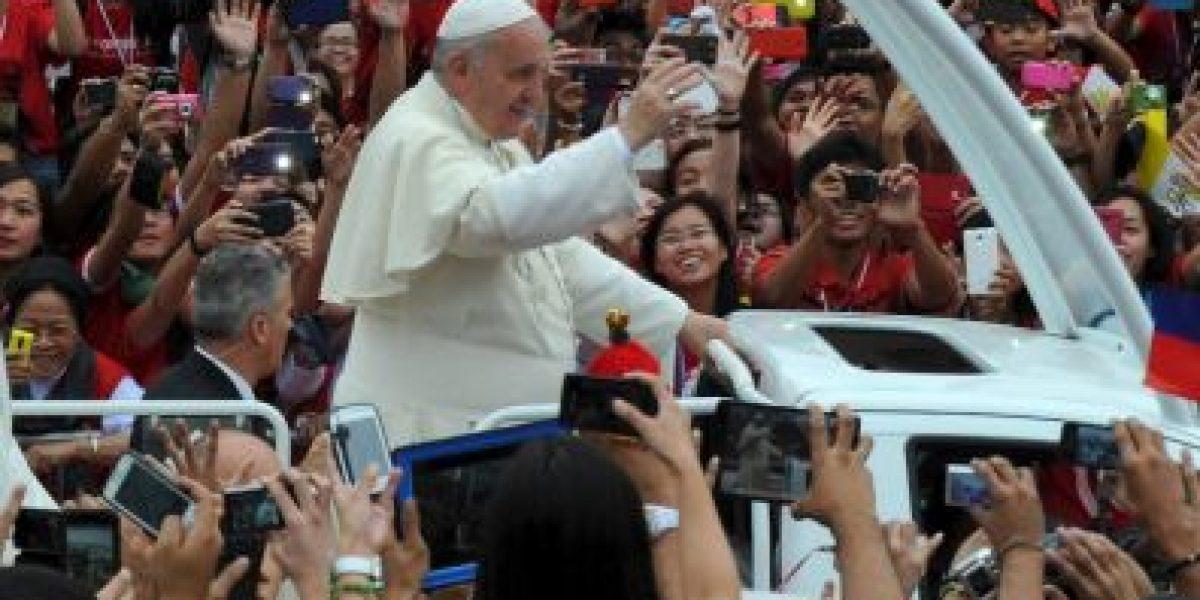 Récord del Papa en Manila, reunió 6 millones de personas en una misa