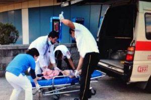 Sharon Vanesa Esquivel fallece en el hospital Roosevelt. Foto:EU