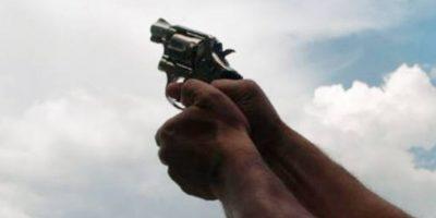 Cada año mueren decenas en el país por disparos al aire. Foto:Publinews