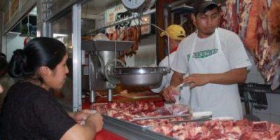Carniceros manifestaron frente al MAGA por precio de carne