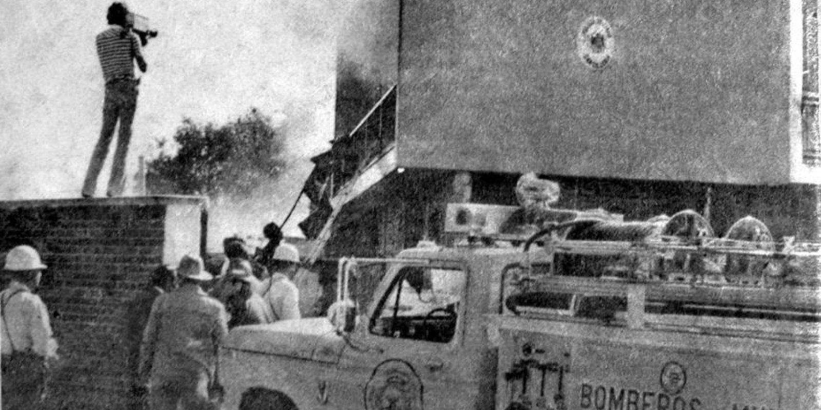 Archivo de la tragedia. Foto:Publinews