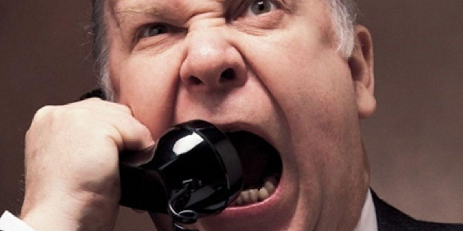 Las personas con mal humor crónico corren más riesgo de desarrollar la diabetes y tener migrañas frecuentes. Foto:Tumblr.com/Tagged-molesto