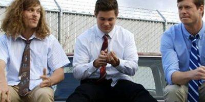 """La serie está escrita principalmente por sus estrellas Blake Anderson , Adam DeVine , Anders Holm , y co-creador Kyle Newacheck Foto:Facebook """"Workaholics"""""""