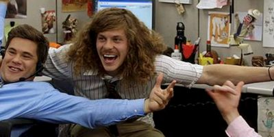 "Foto: Facebook ""Workaholics"""
