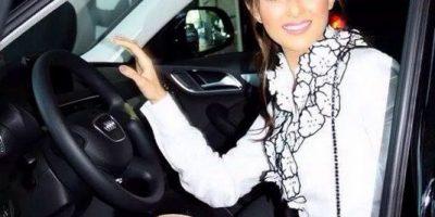 """¡No fue una foto más! Miss Líbano podría perder su título por una """"selfie"""""""