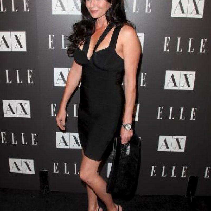 Shannen Doherty en 2010 Foto:Getty Images