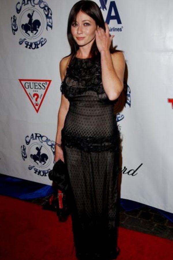 Shannen Doherty en 2002 Foto:Getty Images