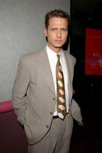 Jason Priestley en 2002 Foto:Getty Images