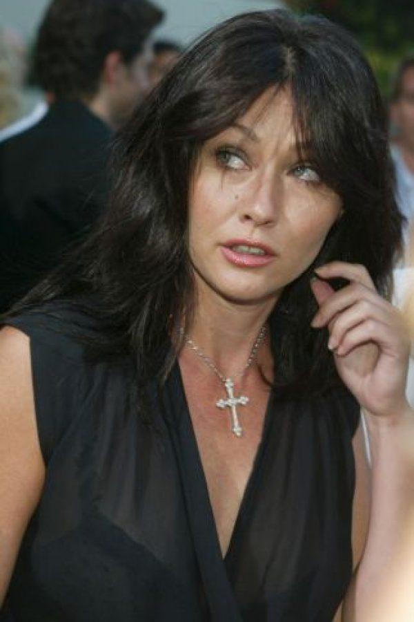 Shannen Doherty en 2004 Foto:Getty Images
