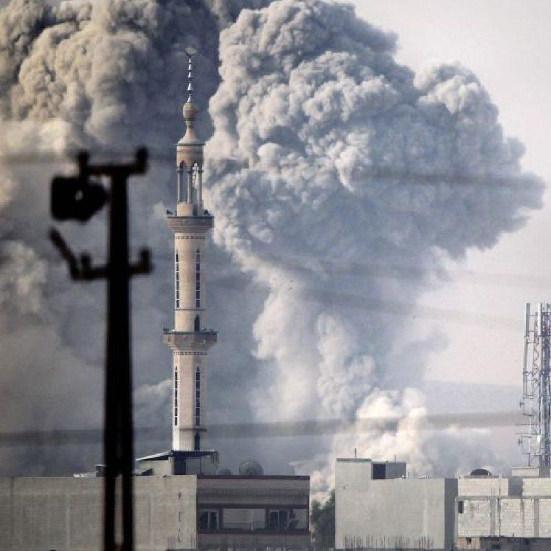ISIS es el grupo terrorista con más dinero. Foto:Getty