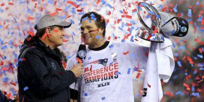Llegan a su séptimo Super Bowl en las últimas 14 temporadas Foto:Getty