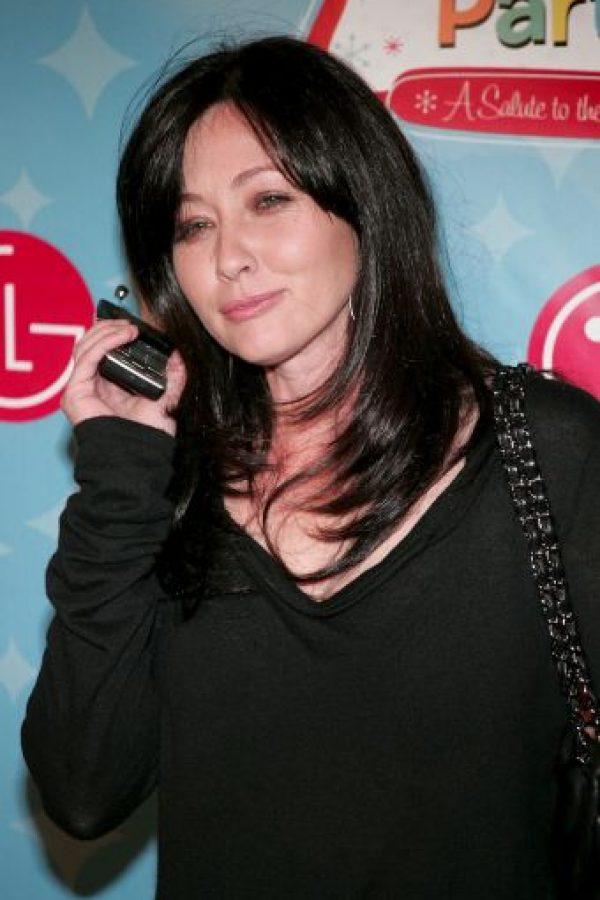 Shannen Doherty en 2007 Foto:Getty Images