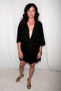 Shannen Doherty en 2008 Foto:Getty Images
