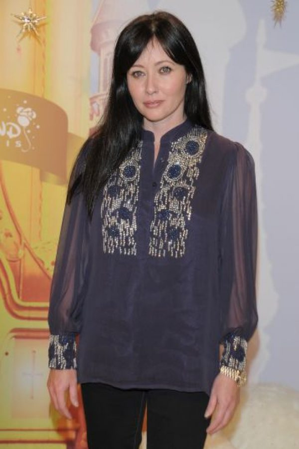 Shannen Doherty en 2009 Foto:Getty Images