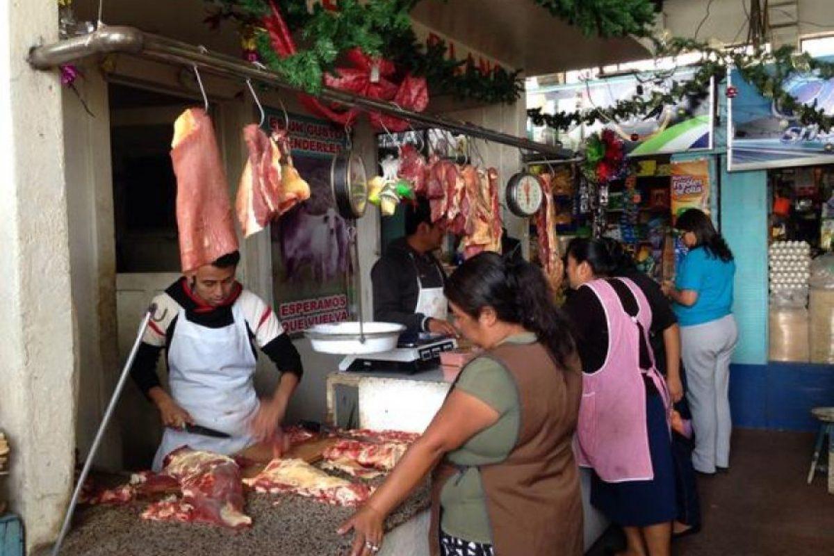 La libra de carne ha llegado a Q32. Foto:PDH