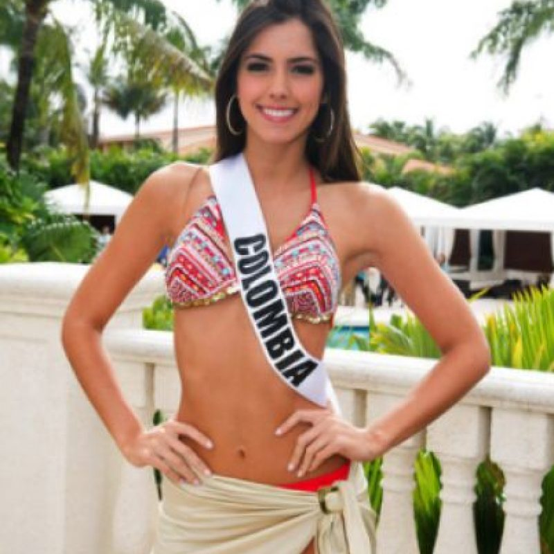 Miss Colombia Foto: missuniverse.com