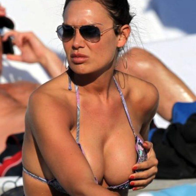 Ella fue acusada por participar en prostitución infantil, como cómplice de Silvio Berlusconi Foto:Facebook: Nicole Minetti